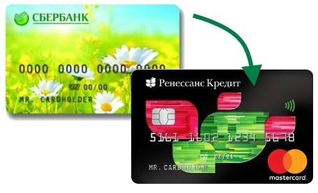 Как оплатить Ренессанс Кредит через Сбербанк Онлайн на телефоне