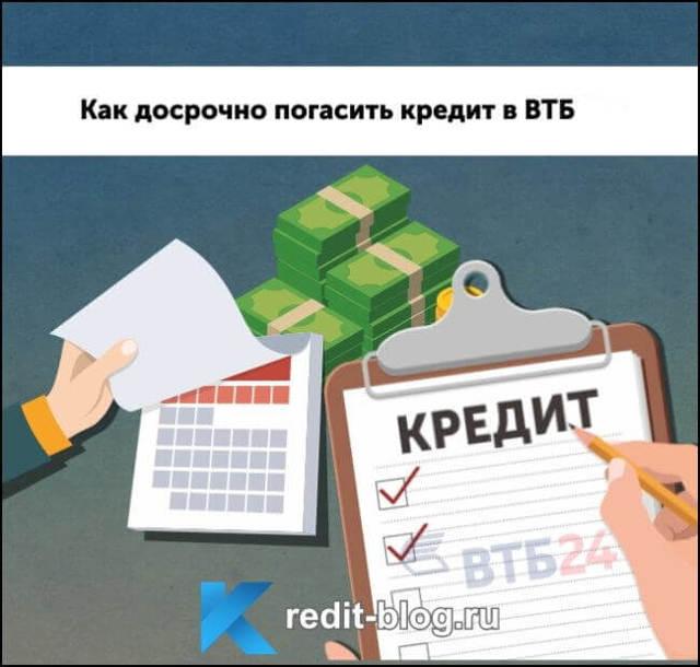 Как оплатить кредит в ВТБ через личный кабинет ВТБ Онлайн