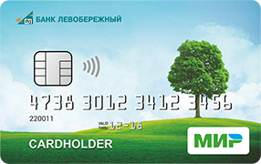 Как перевести деньги с карты Левобережного банка на карту Сбербанка, проверить баланс