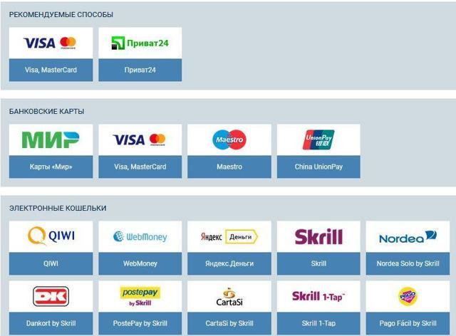 Как вывести деньги с 1xbet на банковскую карту Сбербанка