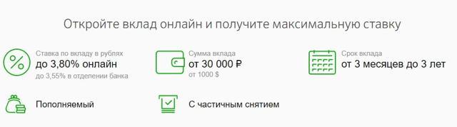 Как продлить вклад в Сбербанк Онлайн