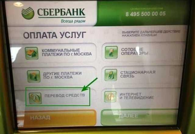 Как перевести деньги с карты Сбербанка на карту РНКБ МИР в Крым